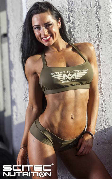 donna brennan  official website  scitec nutrition