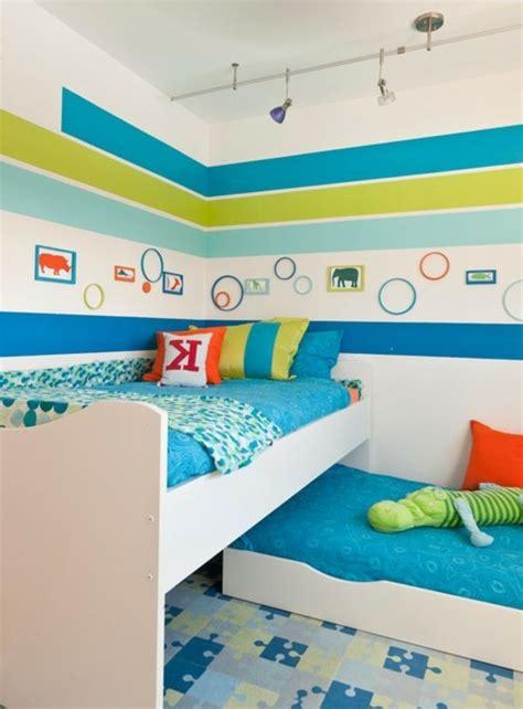 Wandgestaltung Kinderzimmer Orange by Kinderzimmer Ideen Gestaltung W 228 Nde Streichen