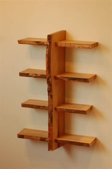 Shelving Projects by 22 Best Live Edge Shelving Images On