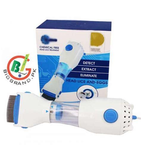 Electric Head lice Treatment Machine-V-Comb Nit Eggs