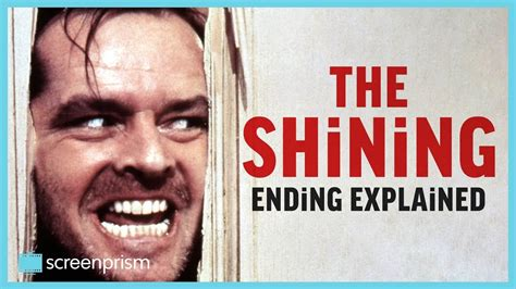 The Shining: Ending Explained - YouTube