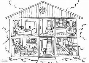 Haus Von Innen Dämmen : malvorlage haus von innen ausmalbild 26229 ~ Lizthompson.info Haus und Dekorationen