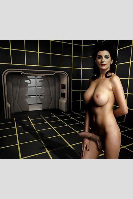 star trek fake nude