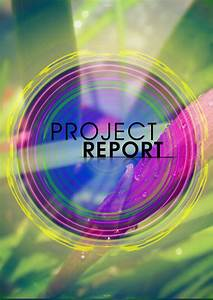 Project Title Page  U2013 My Design Blog