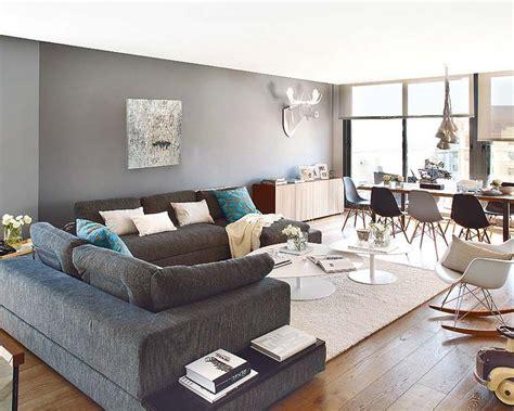 tapis de cuisine casa déco salon gris blanc bois