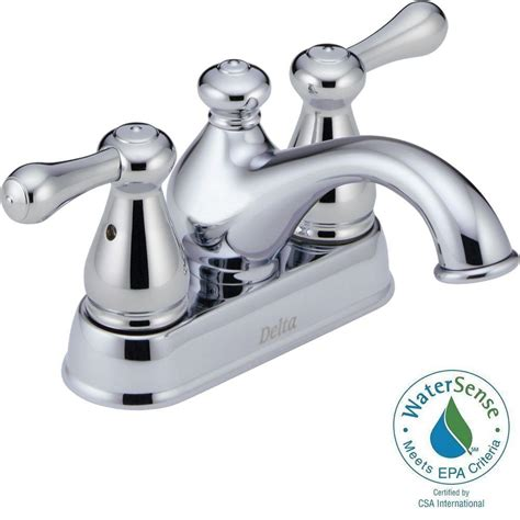 Colucci Tile And Marble Inc by 28 Delta Leland 2578lf Double Handle Delta Faucets