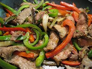 Steak Fajitas | Pantry Chef