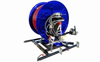 Easement Sewer Machine Jaj Equipment Machines Skid