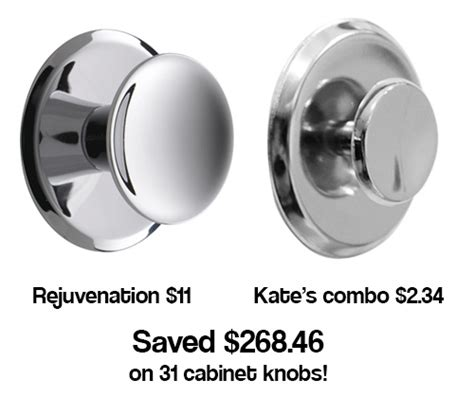 Cabinet Knob Backplate Chrome by Affordable Kitchen Knobs And Back Plates Kate Saves 268