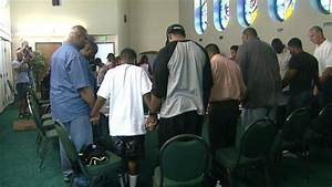 An Unlikely Group: Rival Gangs, Victims, Pastors ...