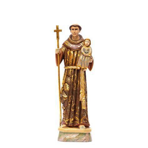 Рядом с santo antónio, madeira (portugal). Escultura de Santo Antonio em Madeira no Elo7 | Livraria ...