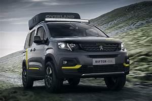 Peugeot Rifter 4x4 : peugeot rifter 4x4 concept looks like a normal suv at first but it 39 s actually an adventure ~ Medecine-chirurgie-esthetiques.com Avis de Voitures