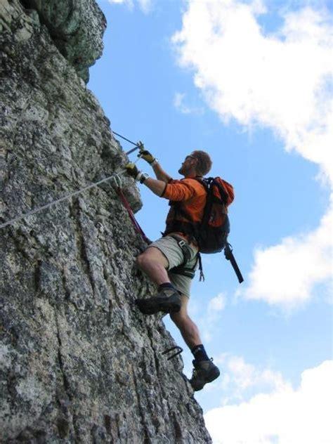 Klettern In Und Um Uttendorfweißsee