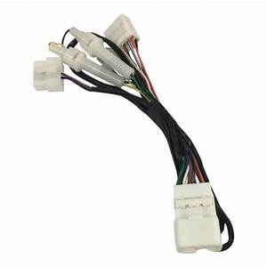 Navigation And Reverse Camera Adaptor Harness Suitable For