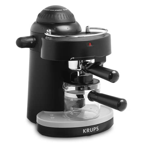 krups steam espresso machine cutlery