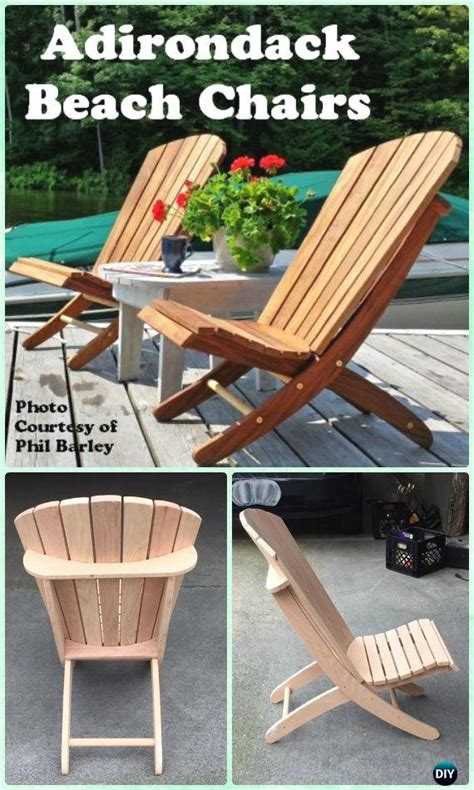 Diy Adirondack Chair Free Plans Instructions