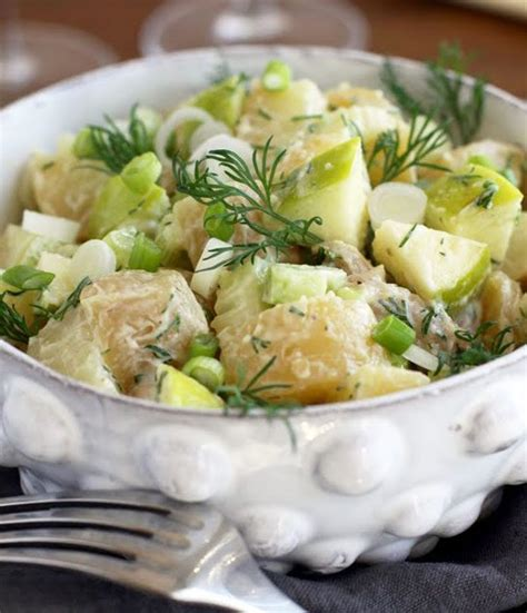 swedish potato salad recipe eatwell
