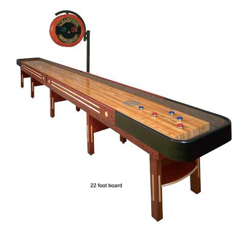used 22 foot shuffleboard table for sale shuffleboard table arcade game rental video amusement
