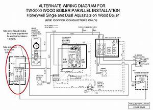 Wiring A Honeywell Ra89a Relay - Hvac