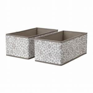 Boite À Thé Ikea : storstabbe rangement tissu ikea ~ Dallasstarsshop.com Idées de Décoration