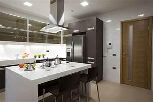 comptoir de cuisine granite au sommet With la cuisine de comptoir