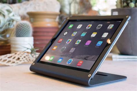 #1 iPad Stand & Holder: Secure + Innovative Design [Shop Now]