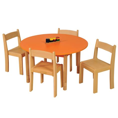 height adjustable table bambino planet