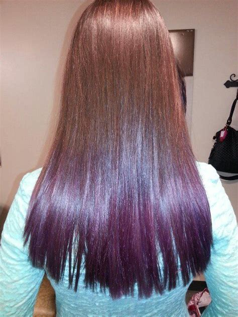 1000 Ideas About Purple Dip Dye On Pinterest Dip Dye