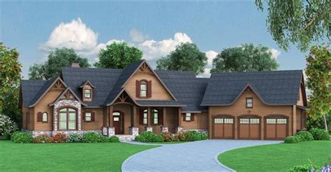 le flur decke eco friendly spacious ranch house plan