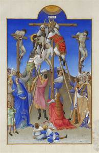 The, Deposition, -, Limbourg, Brothers