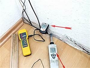 Wand Feuchtigkeit Messen : feuchtigkeitsmessung wand prozent home image ideen ~ Lizthompson.info Haus und Dekorationen