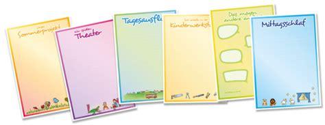 kostenlose kindergarten portfolio vorlagen fuer die