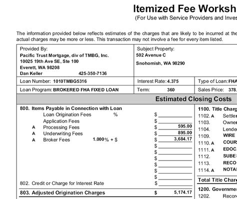 closing costs 101 understanding closing costs seattle fha jumbo mortgage bellevue dan keller