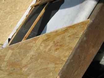 osb platten dach gartenhaus abfluss reinigen mit hochdruckreiniger
