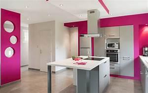 20, Pink, Kitchen, Ideas, Photos