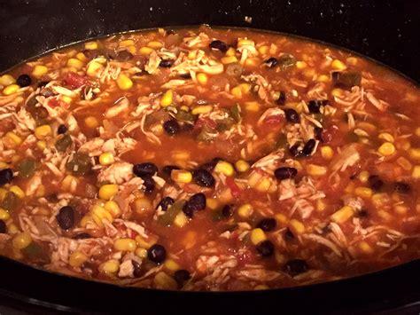 crockpot recipes slow cooker recipes chicken tortilla soup
