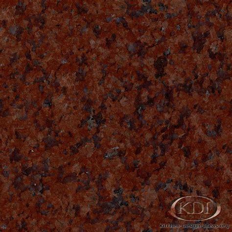 african red granite kitchen countertop ideas