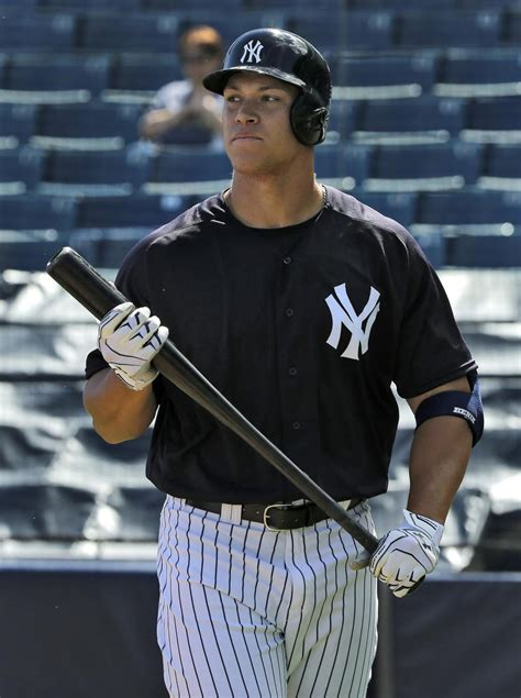 Yankees prospect Aaron Judge out indefinitely with left ...