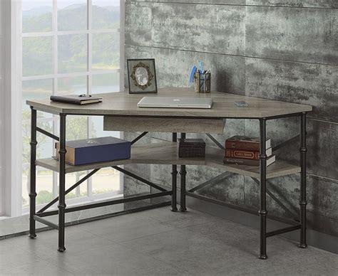 sauder beginnings student desk highland oak 1000 ideas about corner writing desk on