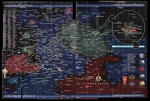 Star Trek map | Kristof.Willen.be