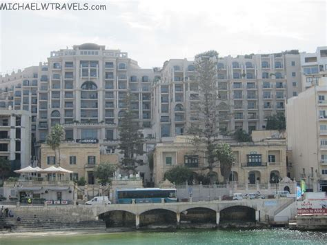 hotel review le meridien st julians malta michael w travels