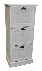Meuble Bureau Rangement : rangement de bureau en pin massif burrington ~ Teatrodelosmanantiales.com Idées de Décoration