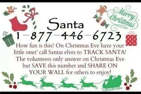 phone number for santa santa phone number pictures photos and images for