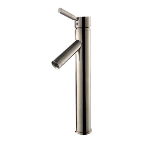 kraus sheven vessel bathroom faucet