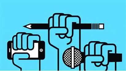 Press Freedom Club Speech Beijing Academic Hong