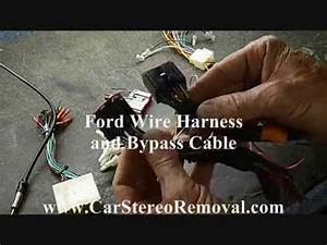 Ford Wire Harness Color Code : ford lincoln mercury wire harness and color codes youtube ~ A.2002-acura-tl-radio.info Haus und Dekorationen