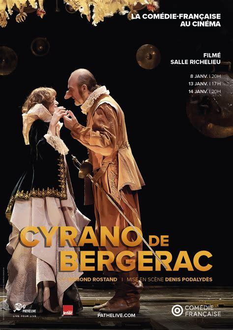 2401028218 cyrano de bergerac nouveau programme les cin 233 mas aixois theatre cyrano de bergerac la