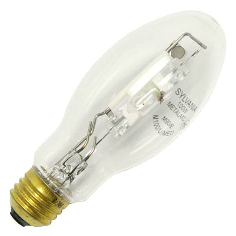 sylvania 64818 m100 u med 100 watt metal halide light
