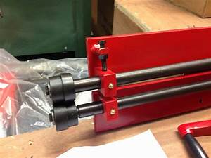 Wns Manual Bead Roller 464mm Throat X 1 2mm Capacity