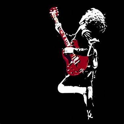 Acdc Pop Rock Angus Young Painting Dc